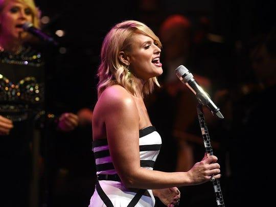 Miranda Lambert will perform on May 14 at Klipsch Music Center.