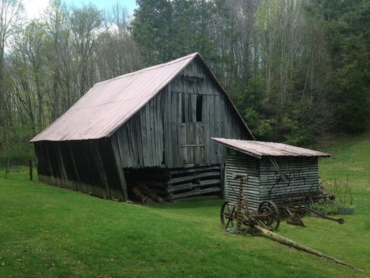 Miller Farmstead at 1015 Highway 143, Roan Mountain,