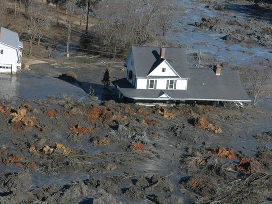 Kingston Coal Ash Spill