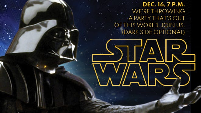 Join us to celebrate all things Star Wars!