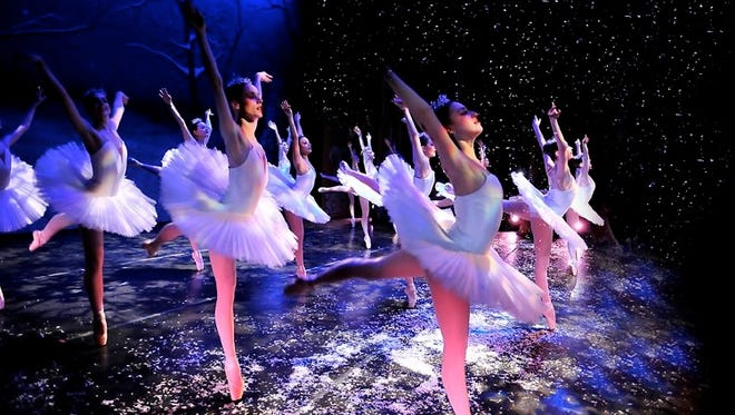 First State Ballet Theatre presents 'The Nutcracker' Dec. 22-23 at Wilmington's Grand Opera House.