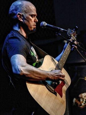 Central High School teacher Matt Rees is a professional singer and musician outside the classroom.