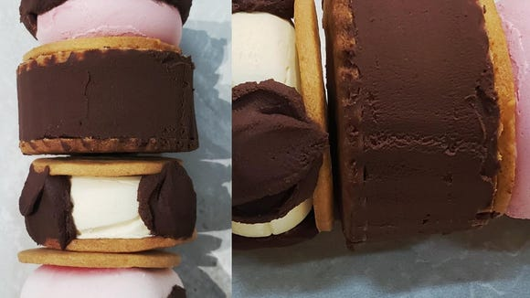 Le Petit Croissant in downtown Greenville will celebrate 1 year this weekend with free cake and giveaways and new products like homemade ice cream sandwiches.