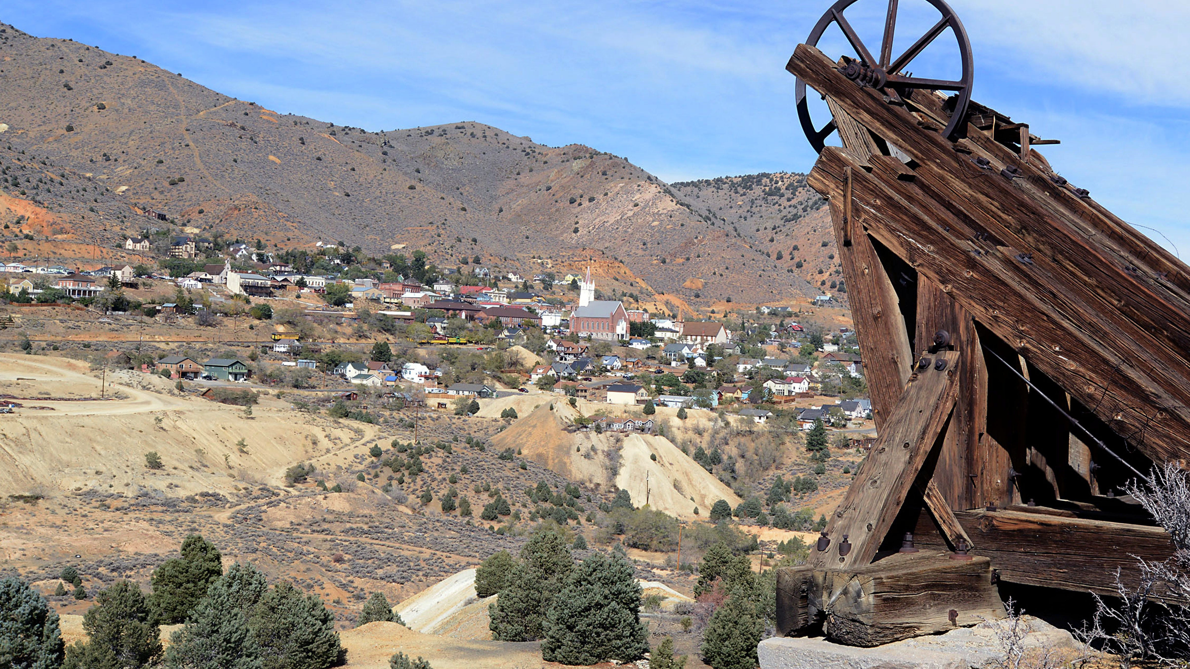 It All Started In Virginia City