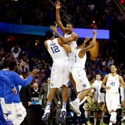 Kentucky Wildcats' 2014-15 highlights