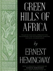 """Green Hills of Africa,"" by Ernest Hemingway."