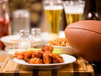 Win Wings for the Big Game