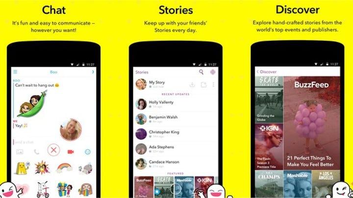 #SnapchatDown? You were not alone