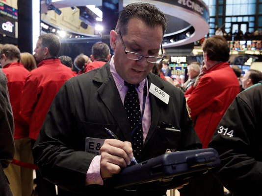 Stocks open lower as oil rout continues