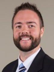 Andrew Bryant, Drake University assistant professor