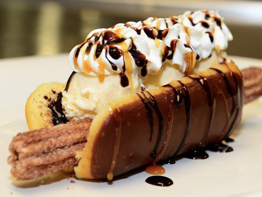 Churro Dog is real and coming to Chase Field.