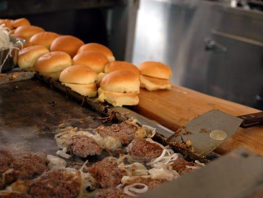 The White Manna Hamburgers restaurant in Hackensack