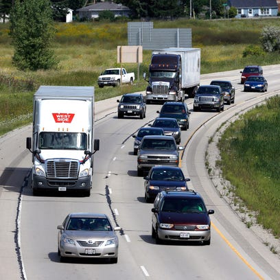 Wisconsin's major highways smoother, but others still below condition goals