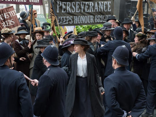Film Review Suffragette