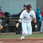 ULM beat Arkansas State 3-2 in game 1 of a crucial series with Sun Belt tournament implications. Game 2 between the Warhawks and Red Wolves on Saturday is set for 6 p.m., but could be subject to change due to weather.