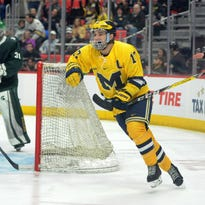 'Anything can happen' as Michigan hockey begins NCAA Tournament