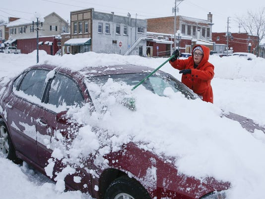 What Not To Leave In Your Car During Freezing Weather
