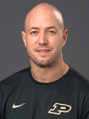 Justin Lovett, Director of strength and conditioning
