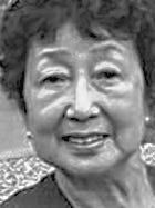 Sachie Mori (Young) Randolph, 83