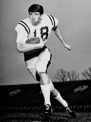 Archie Manning of the University of Mississippi is