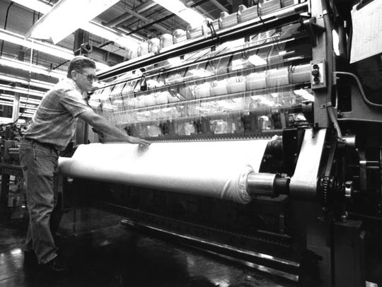 BASF bought the American Enka factory in 1985. Harold