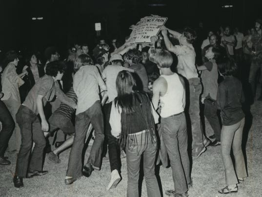 Water Tower Park riots