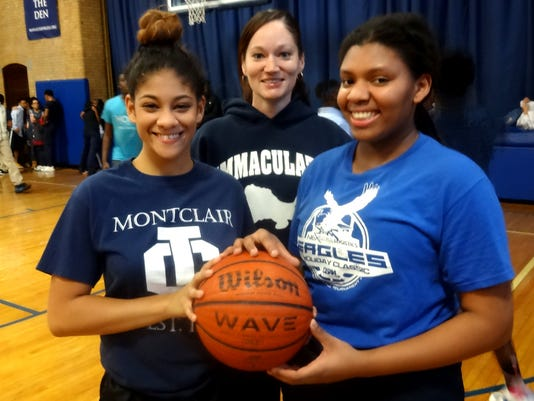 Montclair Immaculate Conception girls basketball