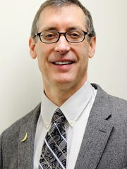 BurlingtonElectrical DepartmentDirector of Risk andProject Management Paul Alexander appears in a publicity photograph.