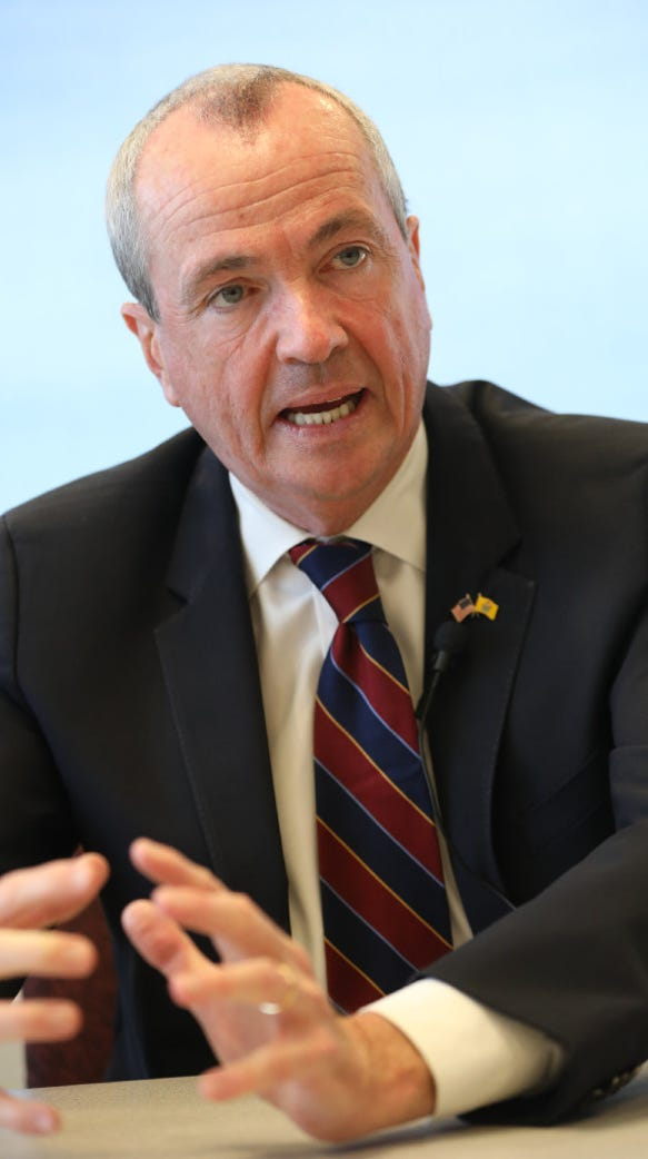Democratic Governor candidate Phil Murphy is said to