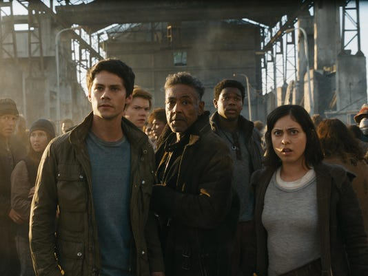 Film Review Maze Runner: The Death Cure