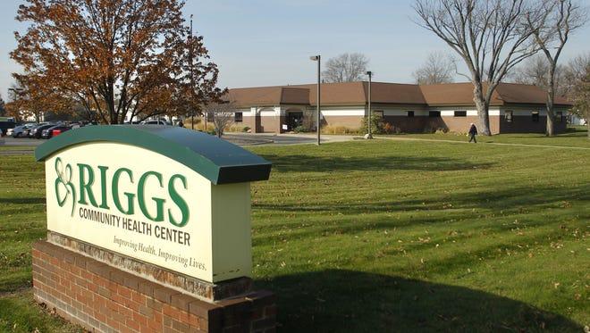 The Riggs Community Health Center Thursday, November 15, 2012, at 1716 Hartford Street in Lafayette.