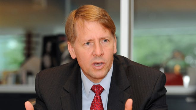 Richard Cordray is director of the Consumer Financial Protection Bureau.