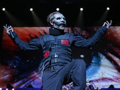 Slipknot wants to bring a taste of 'evil' new music to the Iowa State Fair