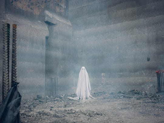 Casey Affleck is unrecognizable as a melancholy apparition