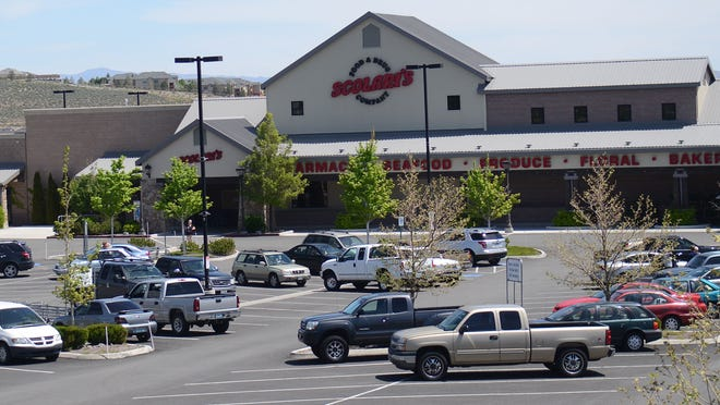 The Scolari's Food & Drug Company near Robb Drive and Sharlands Avenue in Northwest Reno will close early next month. The store, 6255 Sharlands Avenue East, opened in 2004. It's Scolari's fourth closure in the past year.