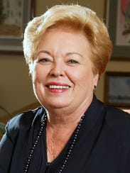 Sharon Butterworth, chairwoman of the Paso del Norte