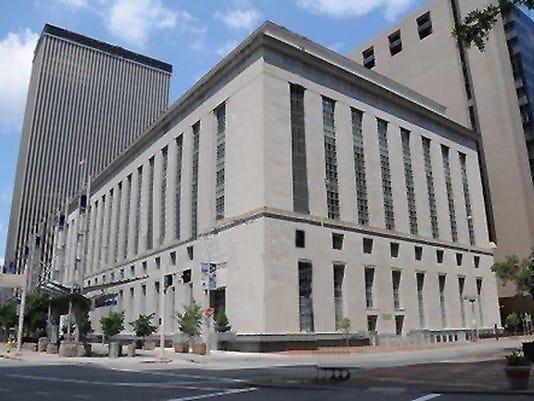 Potter Stewart U.S. Courthouse in Cincinnati