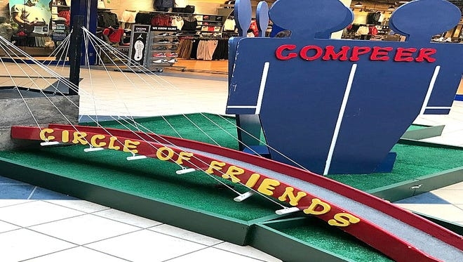 Compeer of Chemung County is holding its annual fundraising mini golf tournament.