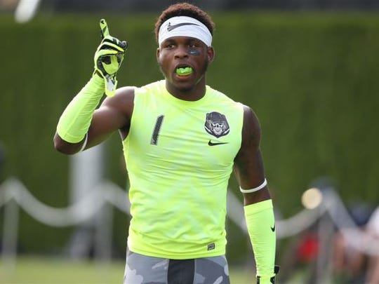 Levonta Taylor enrolls into Florida State as the nation's top cornerback, ranked by 247Sports.com.