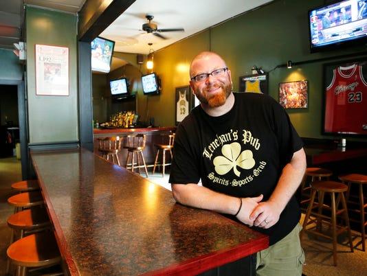 LAF N New Bar Dowtown