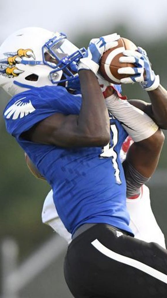 Eastside hosts Union County as part of Week 6 of the