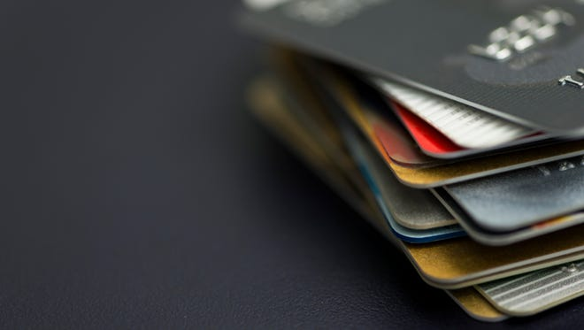 The average credit card holder with decent credit has more than four open accounts. At least 1 in 5 credit card customers is carrying the wrong card, usually because fees or rewards are misaligned with their purchasing habits.