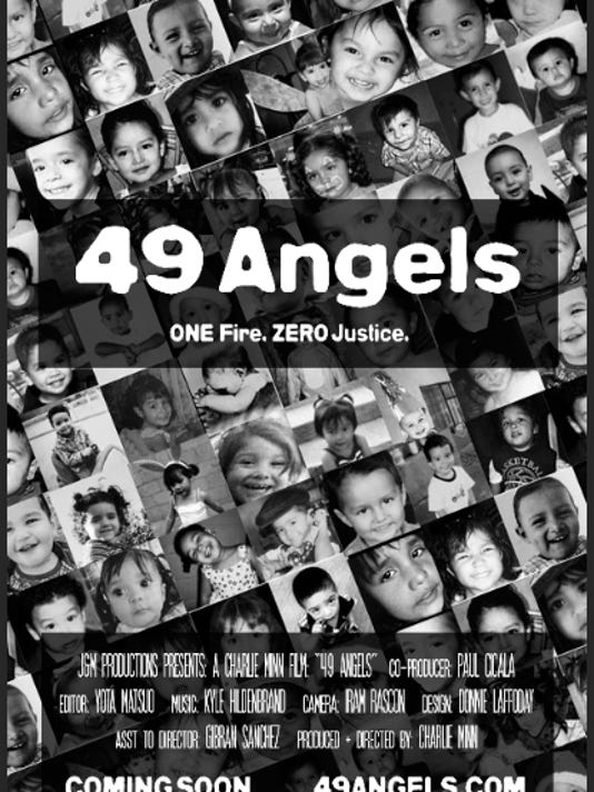 49 Angels poster