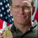 From the archives: Dan Gable won the first of his 2 NCAA titles 50 years ago