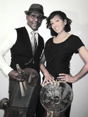 The Piedmont Bluz Acoustic Duo will perform Sept. 24