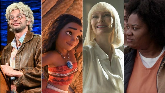 'Oh, Hello on Broadway,' 'Moana,' 'Okja' and 'Orange