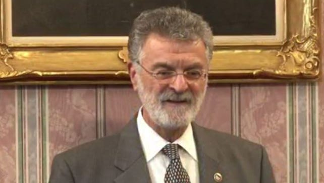 Cleveland Mayor Frank Jackson apologized to the family of Tamir Rice on Thursday, Feb. 11, 2016, for the city seeking to collect $500 in ambulance fees for Tamir after he was fatally shot by a Cleveland police officer in November 2014.