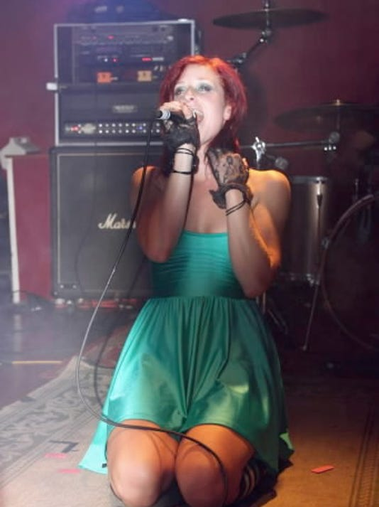 Kira Leigh and her New York City band Shadows Lie met their current drummer, Eric McNeil, when they opened a show for his band World s End.
