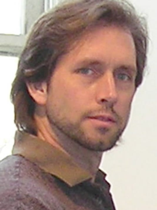 Rob Evans is shown in this 2006 photo.