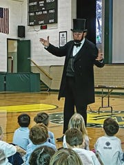 Abraham Lincoln talked about the some of the books he read as a boy.